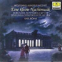 Wolfgang Amadeus Mozart - Mozart: Eine kleine Nachtmusik (Bohm) (CD 1989)