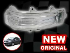 GENUINE TOYOTA AURIS 10-12 Wing Mirror Indicator Turn Signal Lens Left Side LHD