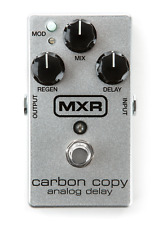 MXR M169A Carbon Copy Analog Delay 10th Anniversary Edition, Free 2-3 Day S&H