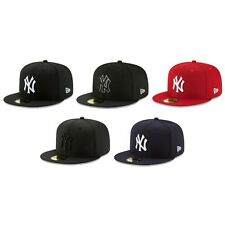New York Yankees NYY MLB Authentic New Era 59FIFTY Fitted Cap -5950 Baseball Hat