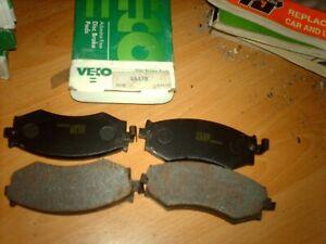 Front brake pads for Nissan 200SX Prairie Primera S13 M11 W10 W11 Hyundai Sonata