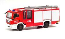 Herpa 095730 MAN TGS Ziegler Z-cab HLF 20 Löschfahrzeug