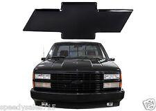 All Sales 96001K 1988-1993 Chevrolet C/K 1500 2500 3500 Black Billet Bowtie New