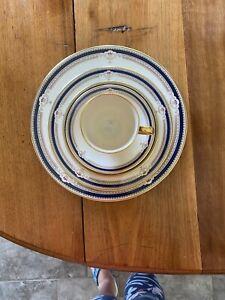 Lenox China Presidential BUCHANAN ~5 Pc Setting~  Dinner Salad Bread Cup Saucer