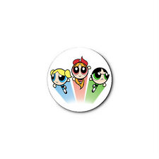 Power Puff Girls 1.25in Pins Buttons Badge *BUY 2, GET 1 FREE*