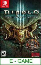 Nintendo Switch Diablo III Eternal Collection ★Brand New & Sealed★