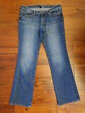 GAP Women's Med Wash Bootcut Stretch Jeans Sz 12 / 31 Average
