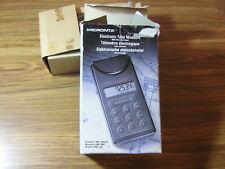 Micronta 63-645 Electronic Tape Measure Ultrasonic