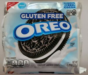 NEW Nabisco Oreo Gluten Free Chocolate Sandwich Cookies FREE WORLDWIDE SHIPPING