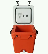 *****DROP PRICE!!20QT*Frostbite cooler/Water Cooler Orange&White Free Ship