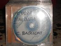 CLAUDIO BAGLIONI - CUORE DI ALIANTE 4,44- cd slim case PROMOZIONALE 1999