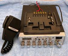 Vintage Cobra 29 Xlr Cb Radio 40 Channels w/Microphone - Tested - Free Shipping