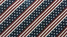 Major America Indoor / Outdoor American Flag 100% Polyester Fabric