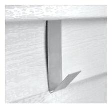 Talla S//M//L chlius 20 PCS Ganchos Colgantes En Forma De S En Paquete Perchas De Metal De Acero Inoxidable para El Gabinete De La Cocina Oficina del Dormitorio del Ba/ño Plata Suitable