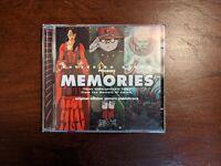 Katsuhiro Otomo Presents:Memories by Original Soundtrack CD 2004 Geneon 2 Disc