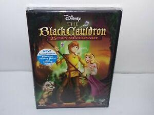 The Black Cauldron (DVD (1985) Canadian 25th Anniversary, Disney) NEW