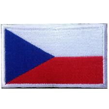 THE CZECH REPUBLIC FLAG CZE CZ FLAG CZECHIA FLAG Česká republika FLAG HOOK PATCH
