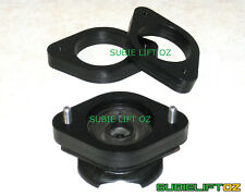 "SUBARU SAGGY BUTT SPACERS REAR 1"" SH SJ FORESTER BR BS OUTBACK/LIB GH GP IMPREZA"