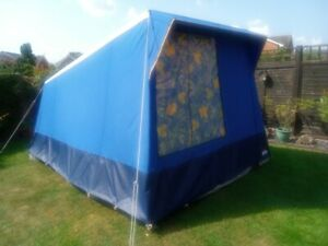 Cabanon 4 Person Framed Tent Excellent condition