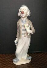 "Casades Vtg. Clown figurine 11 1/4"" Tall. Excellent Condition"