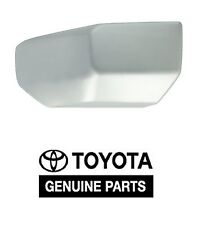 TOYOTA FJ CRUISER 2013 2014 RIGHT REAR BUMPER END CAP WITH NEW CLIPS OEM