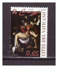 s27011) VATICANO 2010 MNH** Caravaggio 1v