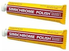 SIMICHROME All Metal Polish 390050 50 Gram Tube 1.76 oz - 2 Pack
