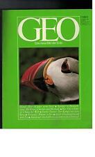 Geo  - Das neue Bild der Erde Nr. 3 - 1981