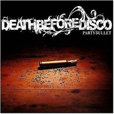 DEATH BEFORE DISCO - Partybullet CD
