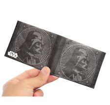Dynomighty Men's Disney STAR WARS film DARTH VADER PROFILE BILLFOLD WALLET BF018