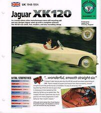 ANTIGUO JAGUAR XK FOLLETOS/ROAD Tests IMP Collection: