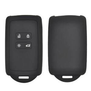 Remote Silicone Key Case For Renault Koleos Kadjar Megane 16- Fob Cover