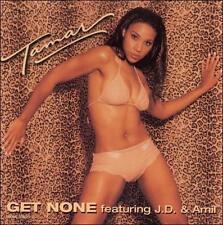 Get None [CD5/Cassette Single] [Single] by Tamar Braxton