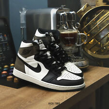 Nike Air Jordan 1 Retro High OG AJ1 Dark Mocha Sail Black Mens Shoes 555088-105