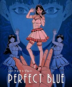 Perfect Blue CHAM Poster 1997 Pro Luster Print HQ Reproduction