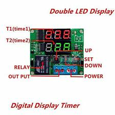 5V Device Digital Temperature Control Thermostat Switch Upgraded High-precision