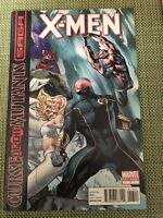 X-Men Curse of the Mutants Saga #1 (August 2010 Marvel) One-Shot 1st Print NM