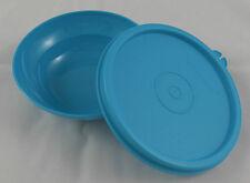 Tupperware Tropicanas Wunderschüssel 400 ml Schale Schüssel Hellblau Blau Neu