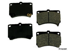 Advics Disc Brake Pad fits 1990-1996 Mazda Protege 323  WD EXPRESS