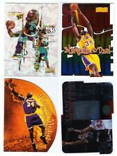 Shaquille O'Neal 1998-99 Skybox 3D's, Soul of the Game, Planet Metal etc 4 Lot