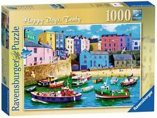 Ravensburger 19433 Happy Days Tenby Scenic Landscape 1000 Piece Jigsaw Puzzle