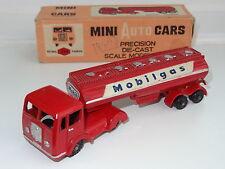 Milton Maxwell India Seddon MOBILGAS petroliera - 314 BOXED