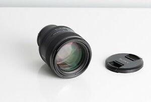 Sony FE 85mm F1.4 G Master Lens (SEL85F14GM) in Excellent condition
