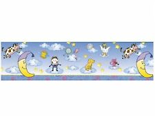 NEW CELESTIAL BORDER STICK-UPS NURSERY RHYMES HEY DIDDLE HUMPTY DUMPTY 15 FEET