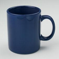 Omni Houseware Set of 4 Classic 11oz Mugs in Navy Blue
