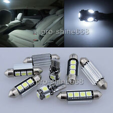 Canbus Fit BMW 3 series M3 E 36 98 Interior Package Kit LED Light Xenon White 15