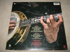 JOHN McEUEN Self Titled RARE ORIG SEALED New LP Hype 1985 1-25266 HoleCut Banjo
