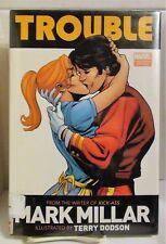 Trouble by Mark Millar 2011, Hardcover-MARVEL COMICS PREMIERE EDITION
