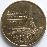 JETON MDP BATEAUX PARISIENS 2004