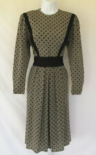 VINTAGE 1960s 70s MOD SCOOTER DRESS DONNA MORGAN NON STOP PETITIES
